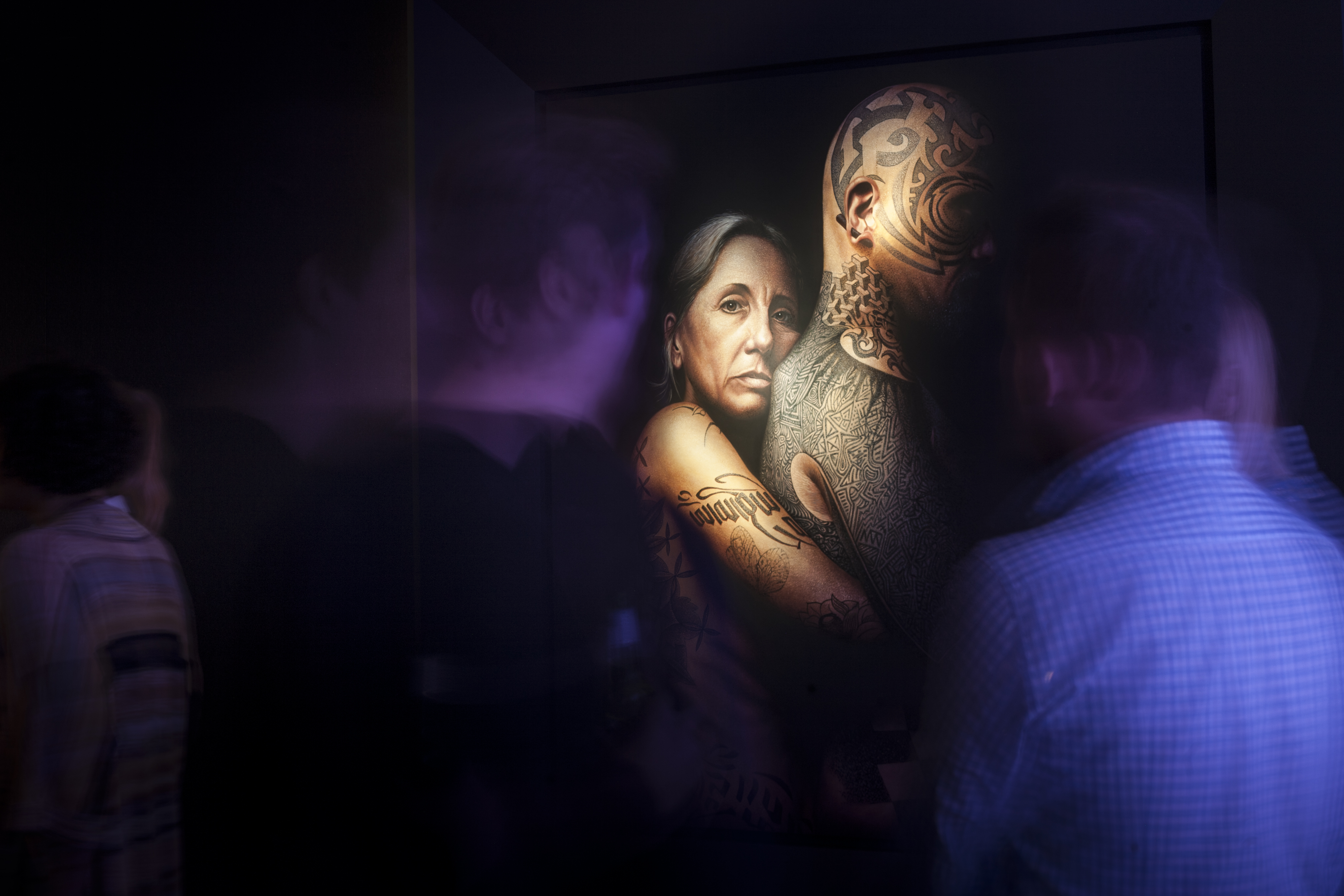 Illuminating Characters Exhibition Barcelona
